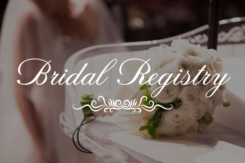 Bridal Registry Graphic